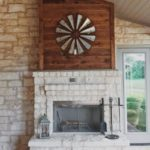 Redwoods Inc Waco - Fireplace Cedar Accent