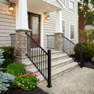 TimberTech Deck & Porch Railing Waco, Texas - Redwoods, Inc.