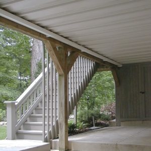 Dry Space Deck Protection Waco, Texas - Redwoods, Inc.