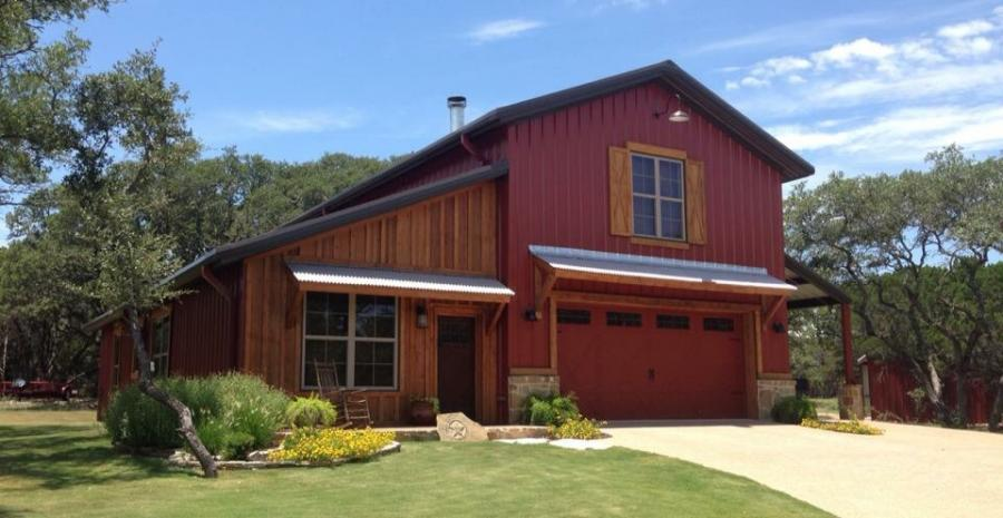 Redwoods Inc Waco - Cedar Construction Lumber Project