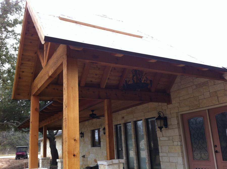 Redwoods Inc Waco - Cedar Beams & Accents