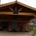 Redwoods Inc Waco - Redwood Cedar Covered Parking