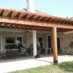 Redwoods Waco Cedar Lumber Pergola Project Submission