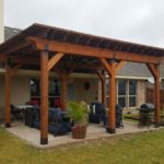Redwoods Inc Waco - Pergola Lumber & Bracing
