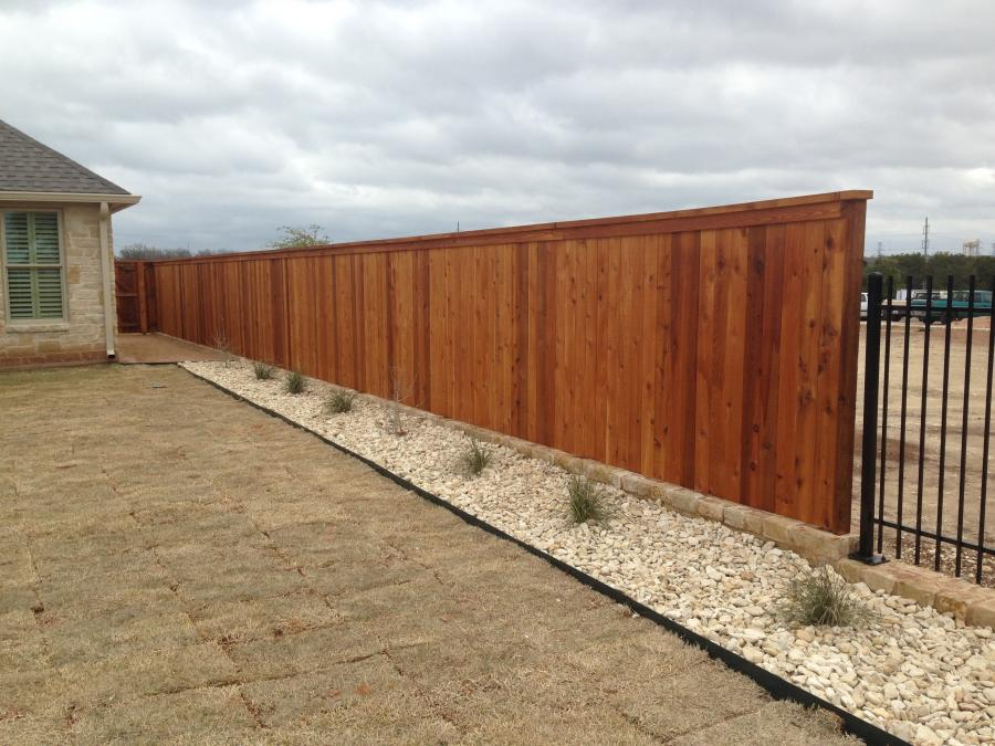 Redwoods Inc Waco - Privacy Fence Lumber Submission