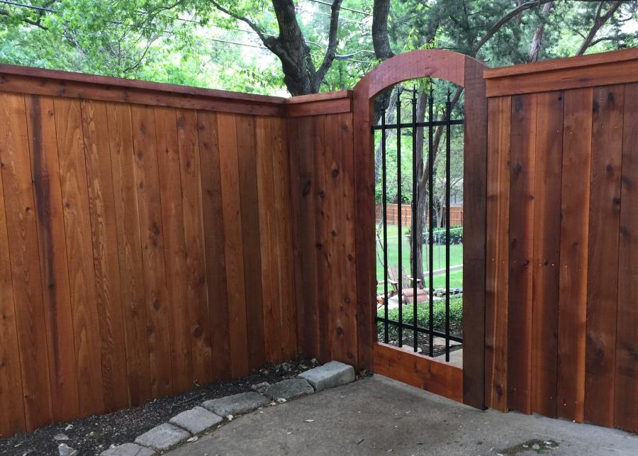 Redwoods Inc Waco - Privacy Fence Lumber & Custom Gate