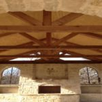 Redwoods Inc Waco - Outdoor Cedar Beam Lumber