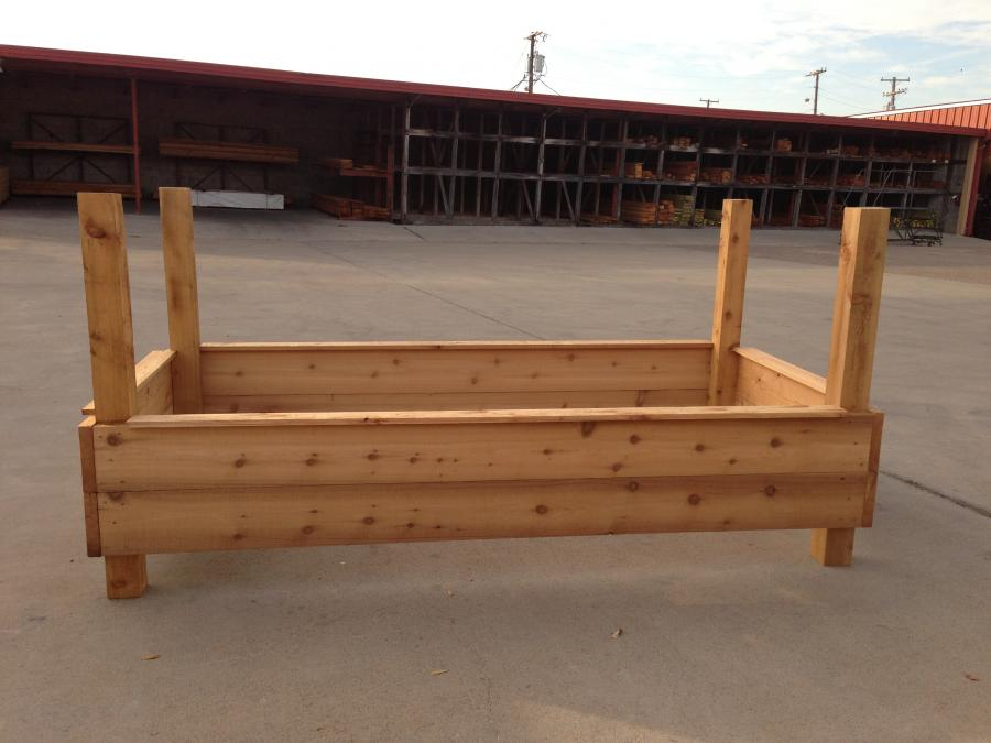 Redwoods Inc Waco - Box Project
