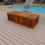 Redwoods Inc Waco - Cedar Pool Storage Box