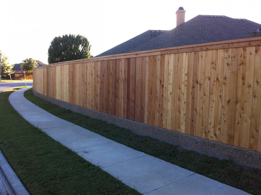 Redwoods Inc Waco - Privacy Fence Lumber Waco
