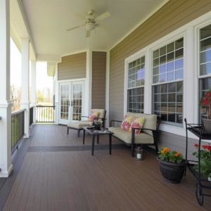 TimberTech Porch Decking Waco, Texas - Redwoods, Inc.