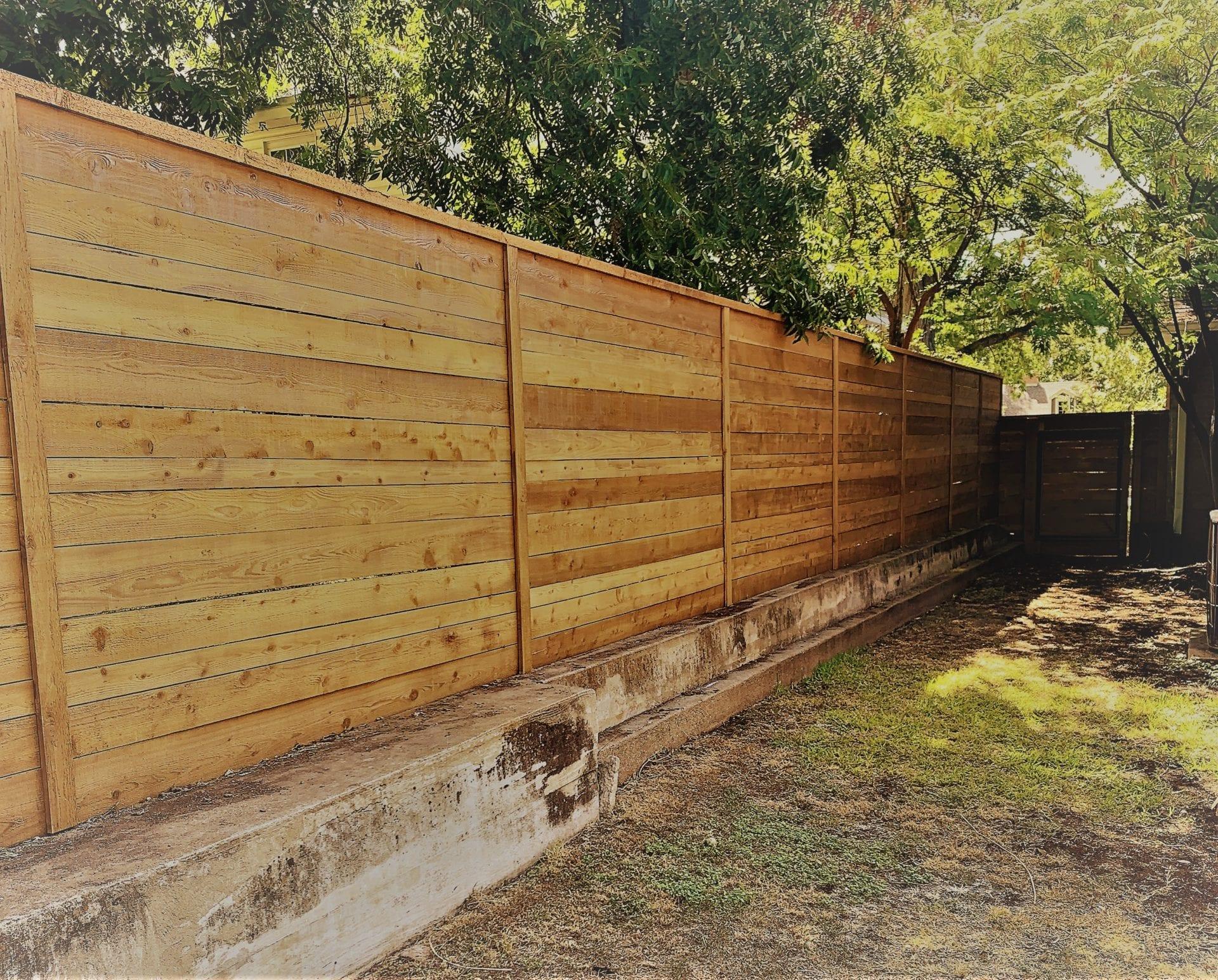 PrimeCo Horizontal Fence 1