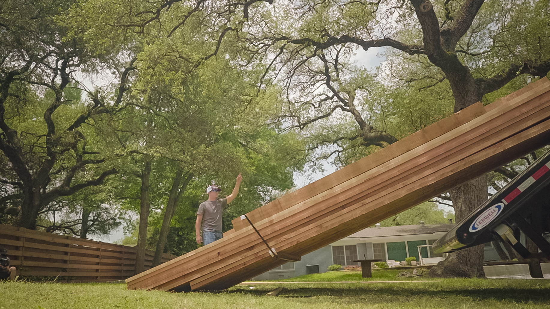 cedar delivery waco texas - redwoods, inc