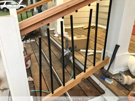 railing balusters