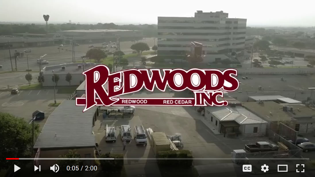 Redwoods Commercial Video - Click to Watch